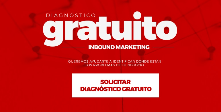 Diagnóstico gratuito Inbound Marketing